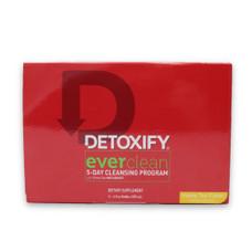 Detoxify Ever Clean 5-Day Herbal Cleanse - Honey Tea Flavor