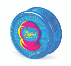 Beamer 3-Piece Acrylic Grinder - Astronaut Blue