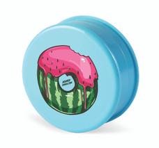 Beamer 3-Piece Acrylic Grinder - Donut Sky Blue