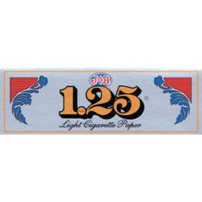 Job Silver 1.25 Size Light Rolling Papers