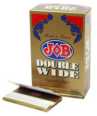 Job Gold Double Wide Size Rolling Papers
