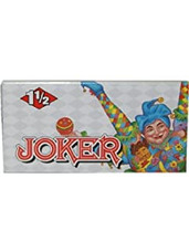 Joker White 1 1/2 Size Rolling Papers