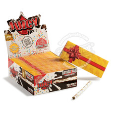 Juicy Jay's Birthday Cake Flavor King Size Rolling Papers