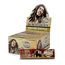 Bob Marley Organic King Size Rolling Papers