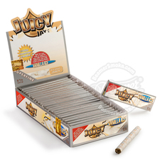 Juicy Jay's Superfine Vanilla Ice Flavor 1 ¼ Size Rolling Papers
