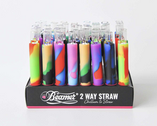 Beamer 2 Way Straw Reversible Chillum + Dab Straw