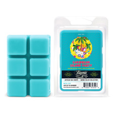 Beamer Candle Co. Smoke Killer Collection 2.4oz Wax Drops - 6-Count Pack - Caribbean Island Party Scent