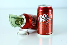 Safe Cans Dr. Pepper Storage Compartment