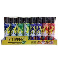 Clipper Leaves 10 Collection - Mixed Colors/Designs