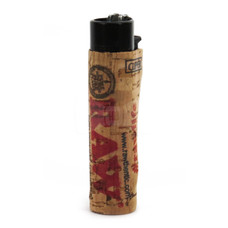 Clipper x Raw Cork Cover Lighters - 30ct Display