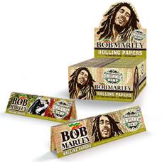 Bob Marley Organic Hemp King Size Rolling Paper w/Tips