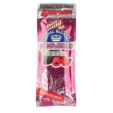 Royal Blunts Berries Flavor Hemparillo Hemp Wraps - 4 Count Packs