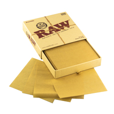 """Raw Precut 6x6"""" 500 Count Parchment Paper"""