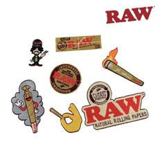 Raw Patches - Set of 7 Designs