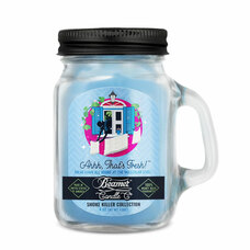 Beamer Smoke Killer Collection 4oz Mini Candle - Ahhh, That's Fresh Scent