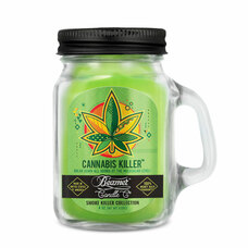 Beamer Smoke Killer Collection 4oz Candle - Cannabis Killer Scent