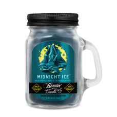 Beamer Smoke Killer Collection 4oz Mini Candle - Midnight Ice Scent