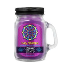 Beamer Smoke Killer Collection 4oz Mini Candle - Nag Champa Scent