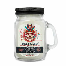 Beamer Smoke Killer Collection 4oz Mini Candle - Smoke Killer Scent