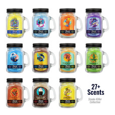Beamer 100-Pack Smoke Killer Collection 4oz Candle Variety Pack - You Pick Scents