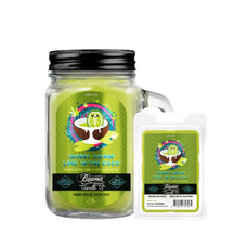 Skinny Dippin' Lime in the Coco 12oz Smoke Killer Collection Candle & Wax Drop Bundle