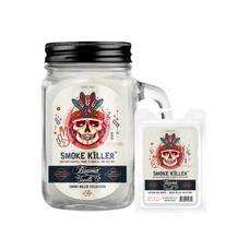 Smoke Killer 12oz Smoke Killer Collection Candle & Wax Drop Bundle