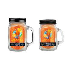 Back in the Day Orange Creamsicle 12oz & Mini 4oz Smoke Killer Collection Candle Bundle