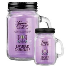 Lavender Chamomile 12oz & Mini 4oz Aromatic Home Series Candle Bundle