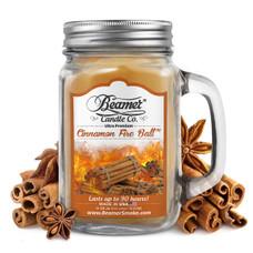 Cinnamon Fire Ball 12oz Candle
