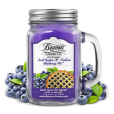 Aunt Suzie's Ol' Fashion Blueberry Pie 12oz Candle