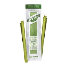 Kush - Terpene Infused Herbal Wraps - Original Flavor - 2-Ct