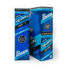 Kush - Ultra Herbal Hemp Wraps - Berries Flavor - 2-Ct