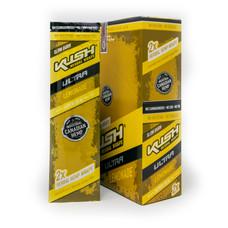 Kush - Ultra Herbal Hemp Wraps - Lemonade Flavor - 2-Ct