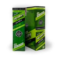 Kush - Ultra Herbal Hemp Wraps - Original Flavor - 2-Ct