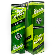 Kush - Ultra Herbal Hemp Cones - Original Flavor - 2-Ct