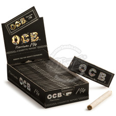 OCB Premium 1 1/4 Size Rolling Papers