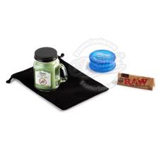 4 Item Bundle - The Mini Beamer Candle Bag