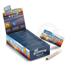Elements Rice Perfect Fold 1 ¼ Size Rolling Papers