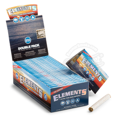 Elements Rice Single Wide Size Rolling Papers