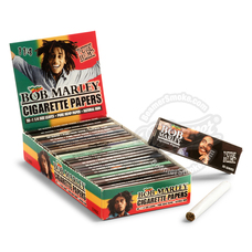 Bob Marley 1 ¼ Size Rolling Papers