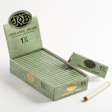 Job Organic Hemp 1 ¼ Size Rolling Papers