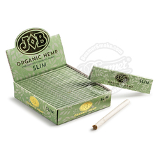 Job Organic Hemp King Size Rolling Papers