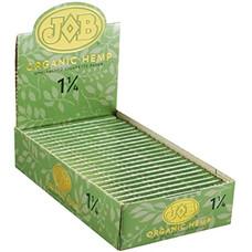 Job Organic Hemp 1 1/2 Size Rolling Papers