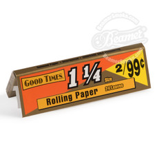 Good Times 1 ¼ Size Rolling Papers