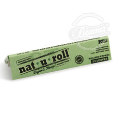 Nat-U-Roll Organic Hemp King Size Rolling Paper