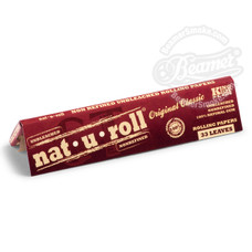 Nat-U-Roll Orginal King Size Rolling Papers