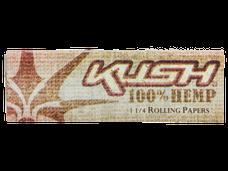 Kush 100% Hemp 1 ¼ Size Rolling Papers