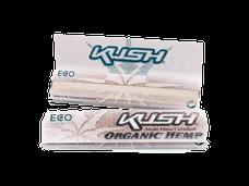 Kush Organic Hemp 1 ¼ Size Rolling Papers