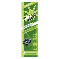Kush Original Herbal Cone 2 Count Pack