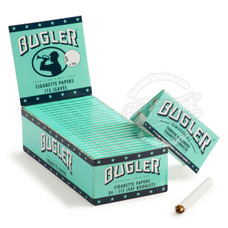Bugler Single Wide Size Rolling Papers
